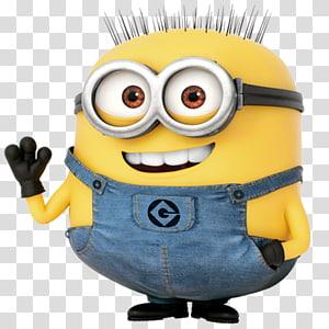 Minion illustration, Despicable Me: Minion Rush Bob the Minion Evil Minion Computer Icons, minion PNG clipart