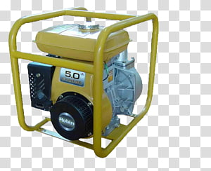 Fuji Heavy Industries Submersible pump Gasoline ロビンエンジン, Water Pump PNG clipart