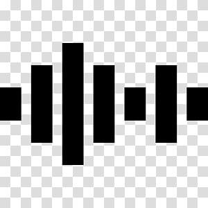 Soundbar Logo Equalization Music, Sound bars PNG clipart