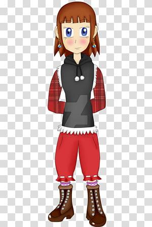 Outerwear Costume design Mascot Tartan, woodcutter PNG