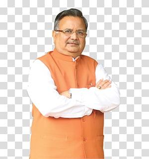 men's orange vest and white dress shirt illustration, Raipur Raman Singh States and territories of India Chief minister Bharatiya Janata Party, narendra modi PNG