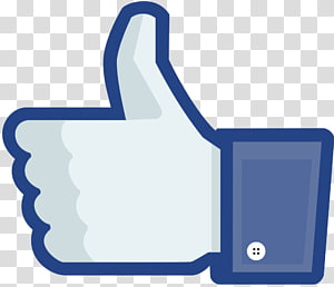 Social media Thumb signal Like button Facebook , facebook like PNG clipart