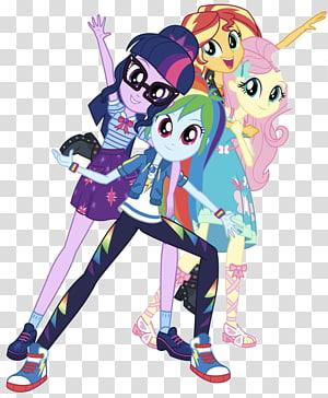 Rainbow Dash Applejack Twilight Sparkle My Little Pony: Equestria Girls, sunset shimmer my little pony equestria girls PNG clipart