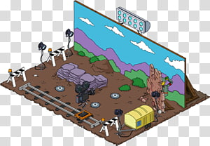 The Simpsons: Tapped Out Rainier Wolfcastle Krusty the Clown Fat Tony Bart Simpson, the simpsons movie PNG