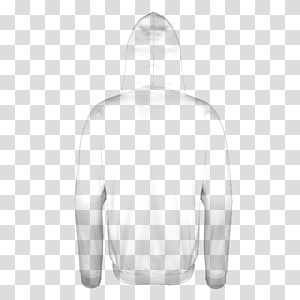 Hoodie Bluza Neck, design PNG