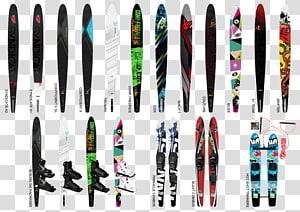 Ski Bindings Water Skiing Slalom skiing, skiing PNG