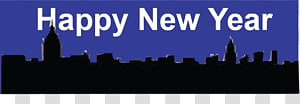 New Year\'s Day New Year card New Year\'s Eve, Free s Happy New Year Banner PNG clipart