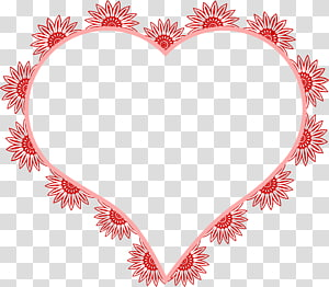Heart Pixel art Valentine\'s Day , heart-shaped frame PNG clipart