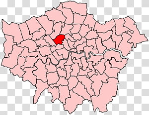 Royal Borough of Greenwich London Borough of Islington Cities of London and Westminster London Underground London boroughs, map PNG clipart