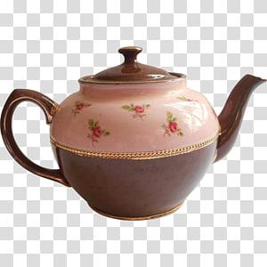 Teapot Kettle Brown Betty Tableware, tea PNG