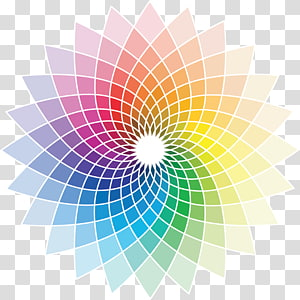 Color wheel Creativity Interior Design Services, colour PNG