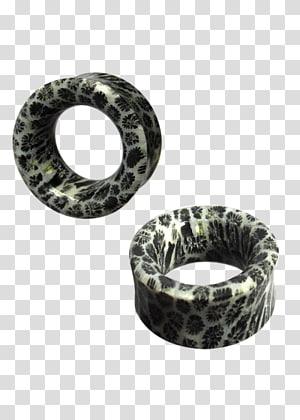 Plug Body Jewellery Horn Bangle, Jewellery PNG