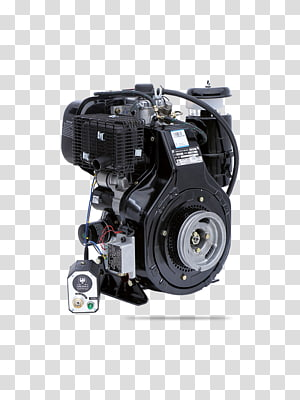 Single-cylinder engine Car Common rail Diesel engine, engine PNG clipart