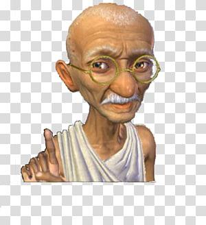Civilization IV Mahatma Gandhi Gandhi/ Gandhi What do I think of Western civilization? I think it would be a very good idea., Mahatma Gandhi PNG