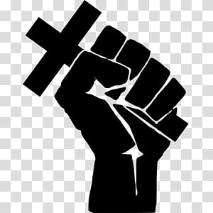 African-American Civil Rights Movement United States Black Power Black Panther Party Raised fist, united states PNG
