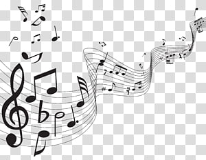 Musical note Staff Classical music, Notes PNG