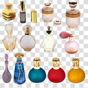 Perfume Cosmetics Parfumerie Fashion , Sample perfume PNG clipart
