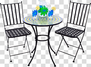 Table Cafe Chair Furniture, table PNG