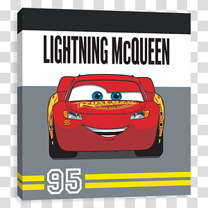 Lightning McQueen Cars Pixar Radiator Springs, car PNG clipart