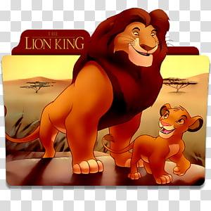 Simba The Lion King The Walt Disney Company, lion king PNG