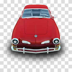 red vehicle illustration, classic car plant automotive exterior compact car, Corvette PNG clipart