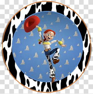 Jessie Buzz Lightyear Sheriff Woody Toy Story, toy story PNG clipart