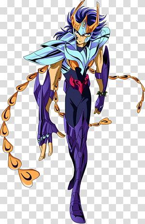 Saint Seiya character , Phoenix Ikki Pegasus Seiya Athena Andromeda Shun Saint Seiya: Knights of the Zodiac, Phoenix PNG clipart