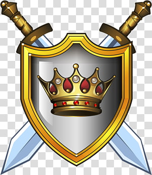shield and sword PNG clipart