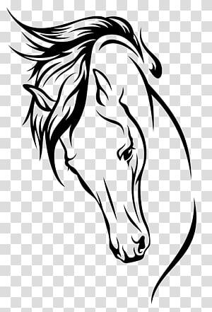 Mustang Tattoo Drawing Jumping, mustang PNG