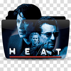 Robert De Niro Heat Neil McCauley Film DVD, heat film PNG clipart