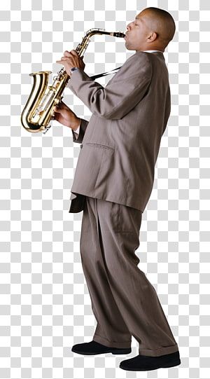Saxophone Musician , Musical instruments saxophone PNG