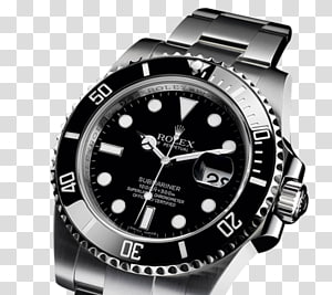 Rolex Submariner Rolex GMT Master II Rolex Oyster Perpetual Submariner Date Watch, rolex PNG clipart