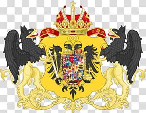 Austrian Empire Habsburg Monarchy Holy Roman Emperor Coat of arms, Otto I Holy Roman Emperor PNG