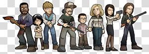 The Walking Dead: A New Frontier The Walking Dead: Season Two The Walking Dead: Michonne Clementine, Telltale Games PNG