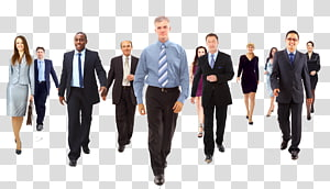 Businessperson Team Management Company, Business PNG clipart
