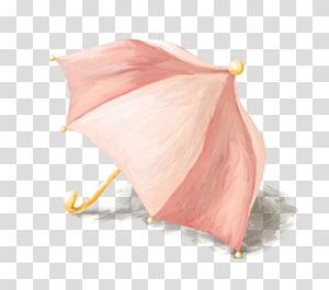 Drawing Watercolor painting Umbrella , painting PNG clipart