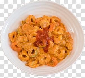 Rigatoni Pasta Italian cuisine Calzone Bolognese sauce, pizza PNG clipart