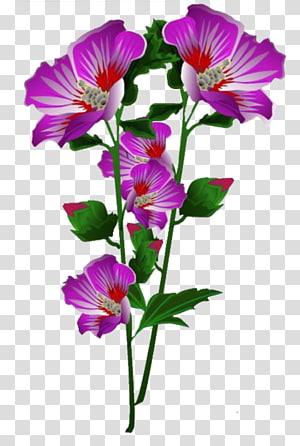 Cut flowers Drawing Floral design Flower bouquet, flower PNG clipart