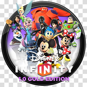 Computer Icons Dock Icon, Disney Infinity PNG clipart