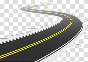 black road illustration, Road Highway, Highway road PNG clipart