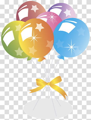 Birthday cake Balloon Greeting & Note Cards , Birthday PNG clipart