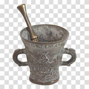 Mortar and pestle Antique Netherlands Bronze Brass, antique PNG clipart
