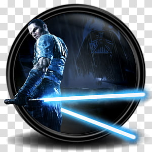 Star Wars character decorative plate, computer sphere icon, Star Wars The Force Unleashed 2 11 PNG clipart