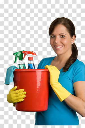 Cleaner Maid service Commercial cleaning Business, maid Cleaning PNG clipart
