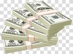 United States Dollar Banknote Money Funding, money bundle PNG clipart