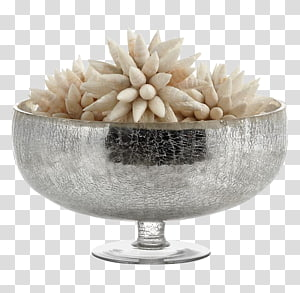 Interior Design Services Decorative arts Living room House, Galvanized metal base container stone flower decoration Home Decoration PNG