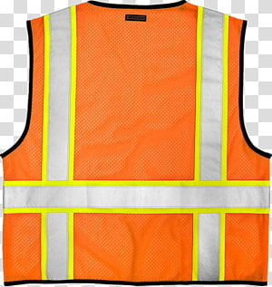 Gilets High-visibility clothing Armilla reflectora Waistcoat Zipper, packing material PNG