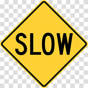 United States Traffic sign Warning sign Slow Children At Play, street sign PNG