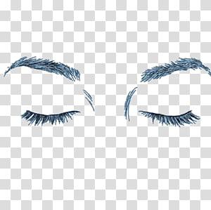 eyelash PNG clipart