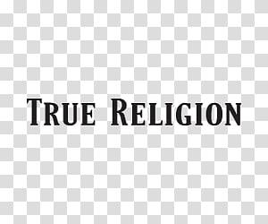 True Religion Logo PNG clipart